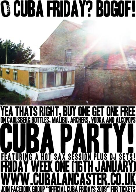 cuba-fridays-week-one